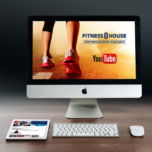 Youtube Fitness House